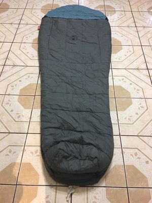 Coleman Sleeping Bag With backpack for Sale in Houston, TX