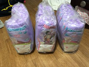 Huggies pull up size 2T-3T for Sale in San Diego, CA