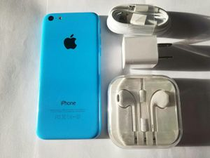 IPhone 5 C ,,UNLOCKED . Excellent Condition ( as like New) for Sale in Springfield, VA