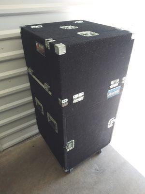 Odyssey Pro DJ Combo Road Case Rolling Case w/ Top Lid for Sale in Peoria, AZ