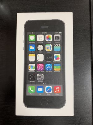 IPhone 5s for Sale in Wichita, KS