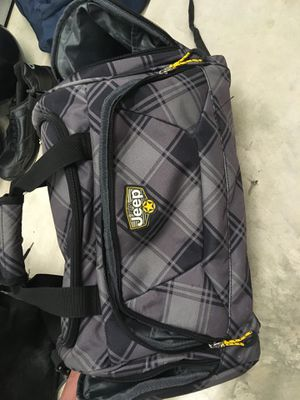 Jeep duffle bag for Sale in Clearwater, FL