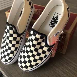 Vans Checked Shoes for Sale in Hialeah, FL