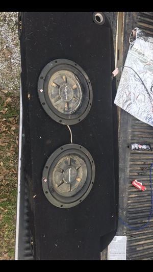 Rockford fosgate 10s for Sale in Plantersville, MS