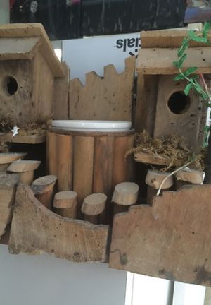 Wood flower pot for Sale in Tampa, FL