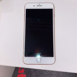 iPhone 8 Plus Rose Gold 64GB for Sale in New Haven,  CT