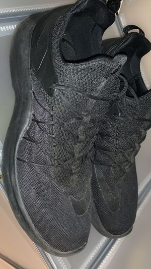Nike Runner All Black size 9.5 for Sale in Boston, MA