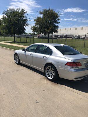 BMW 750i for Sale in Dallas, TX