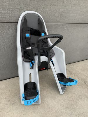 Thule RideAlong Mini - Front child bike seat for Sale in Costa Mesa, CA