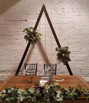 Wood Triangle Arch / Wedding for Sale in Vista, CA