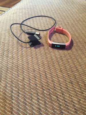 Small Fitbit with charger $50 for Sale in Raleigh, NC