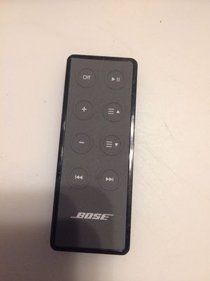 Bose remote control for Sale in National City, CA