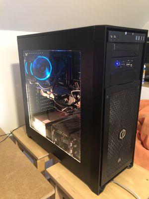 Custom Gaming PC Desktop Computer AMD FX-8320 3.50 GHz, 8GB, 1TB, Win 10, WIFI, Bluetooth, AMD Radeon R7 360 2GB for Sale in Marietta, GA