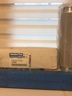 Komatsu 21N-62-31221 Element Pilot Filter Excavator for Sale in Blauvelt,  NY