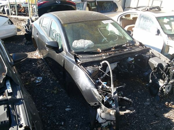 Selling Parts for a Black 2014 Mazda 3 STK#1353