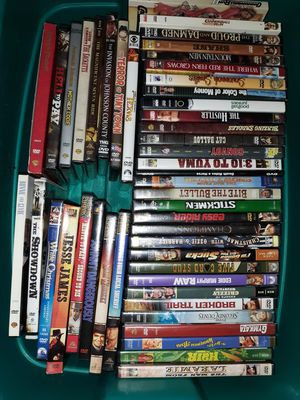 Misc DVDs for Sale in Durand, WI
