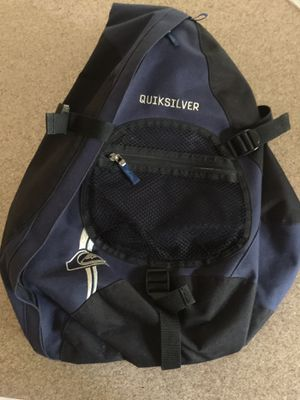 QUICKSILVER MESSENGER BAG *LIKE NEW* for Sale in Olympia, WA