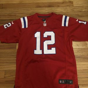 Tom Brady Patriots Jersey for Sale in Evansville, IN