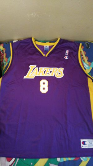 LAKERS JERSEY SIZE XL (52) ADULT for Sale in Escondido, CA
