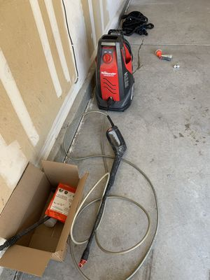 The Weekender electric pressure washer for Sale in Victorville, CA