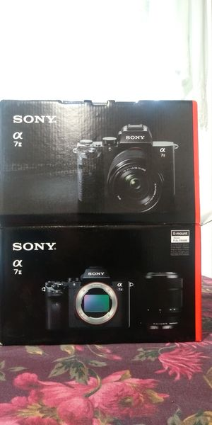 Sony A7ii Original Packaging ( Not the Camra!!!) for Sale in Beaverton, OR