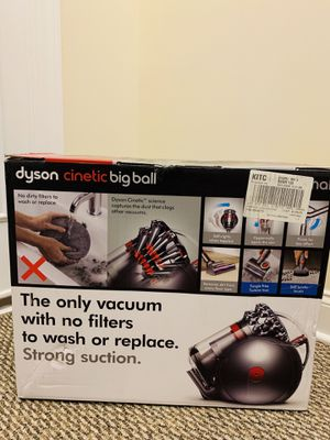 Brand New/ Never used - Dyson Cinetic big ball animal Vacuum - for Sale in Canton, MI