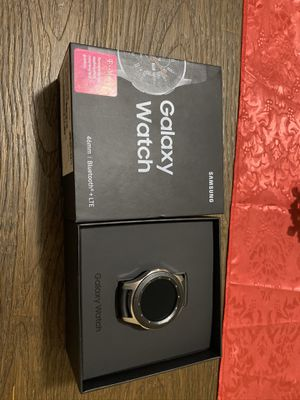 Galaxy watch 4 46mm for Sale in Glendale Heights, IL
