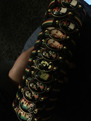 Bob Marley Bracelets for Sale in Ontario, CA
