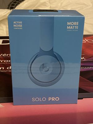 Beats Solo Pro for Sale in Richmond, VA