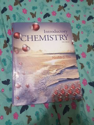 Introductory Chemistry fifth Edition for Sale in Miami Gardens, FL