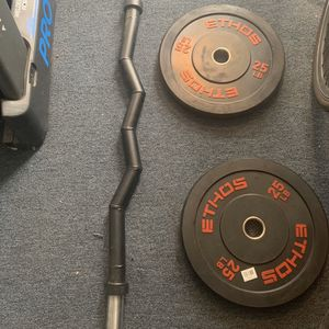 OLYMPIC Curl Bar Brand New for Sale in Huntington Beach, CA