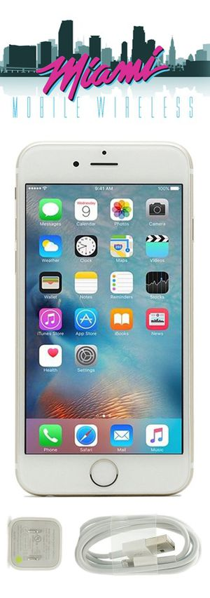 iPhone 6 GOLD 32gb UNLOCKED for Sale in Miami Beach, FL