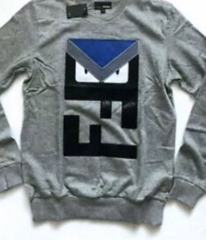 Authentic Fendi Sweatshirt - XL for Sale in North Potomac, MD
