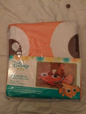 Disney finding nemo tummy time mat for Sale in Huntington Park, CA