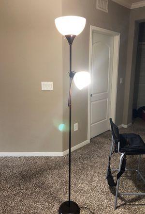 LED floor lamp for Sale in Houston, TX
