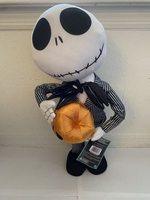 Nightmare before Christmas jack for Sale in Tampa, FL