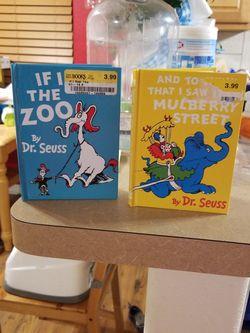 Original Dr Seuss Books No Longer In Print for Sale in Cedar Park,  TX