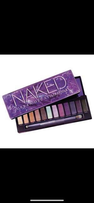 Naked ultraviolet palette (new) for Sale in Los Angeles, CA