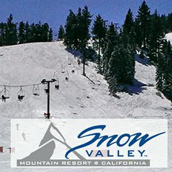Snow Valley  FULL DAY Lift Tickets for Sale in Fontana, CA