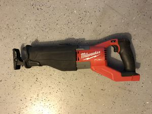 Milwaukee fuel saw zall brand new for Sale in Pleasant Hill, CA