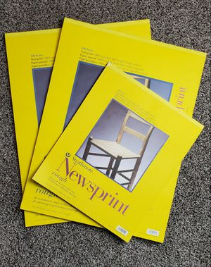 Art Supplies: 3 Strathmore Newsprint Pads for Sale in Kenosha, WI