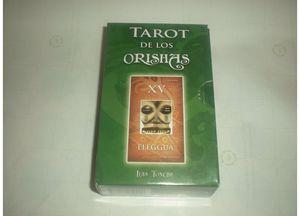 Tarot De Los Orishas tarot deck & book for Sale in Miramar, FL