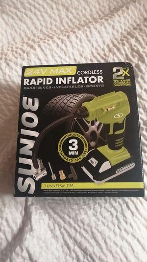 24V MAX Cordless Rapid Inflator for Sale in Marietta, GA
