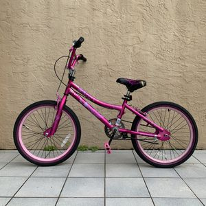 "20"" free style girls bike for Sale in Plantation, FL"
