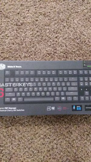Mechanical Keyboard - Cherry MX for Sale in Albuquerque, NM