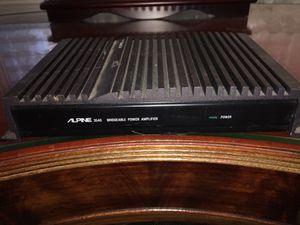 Alpine 3540 Bridgeable Power Amplifier for Sale in Norridge, IL