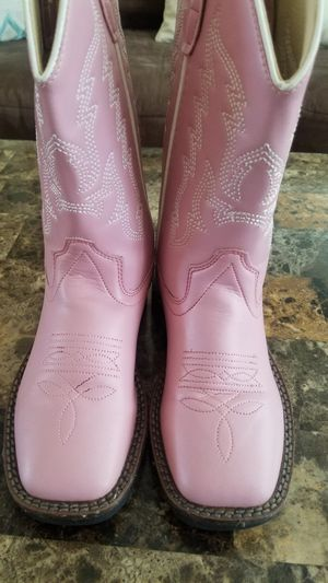 Cowgirl Boots size 10.5 Little Kid for Sale in NEW PRT RCHY, FL