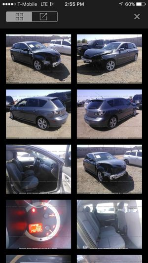 2007 Mazda 2.3L parting out for Sale in Phoenix, AZ