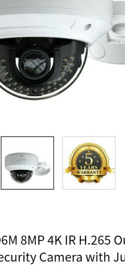 Speko Security Cameras Brand New 4 In Box for Sale in San Diego,  CA