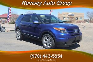 2015 Ford Explorer Limited for Sale in Greeley, CO